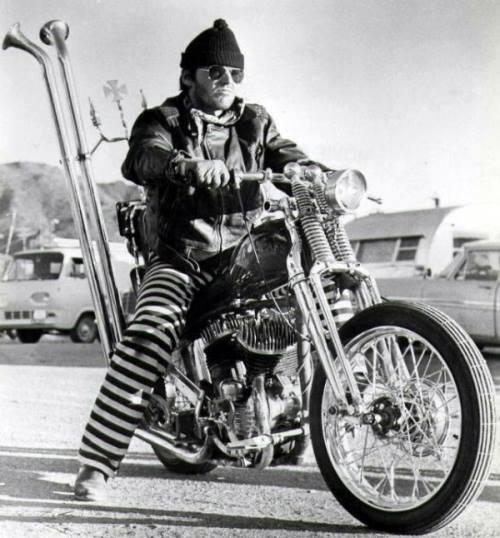 Jack Nicholson -1967 'Rebel Rousers'.